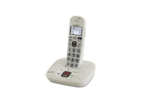 Clarity D704 amplified/low vision cordless phone with CID