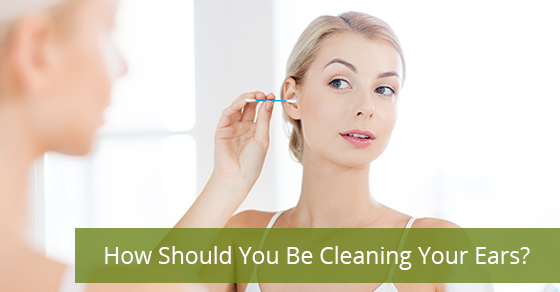 Tips to cleaning your ears